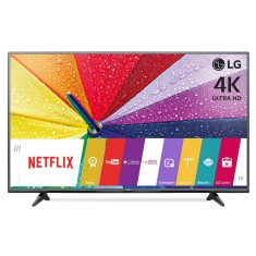 "Smart TV LED 43"" LG 4K 43UF6800 2 HDMI"
