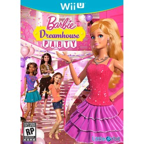 Jogo Barbie: Dreamhouse Party Wii U Majesco Entertainment