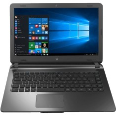 "Notebook HP Intel Core i3 5005U 5ª Geração 4GB de RAM HD 500 GB 14"" Windows 10 Home 14-AP020"