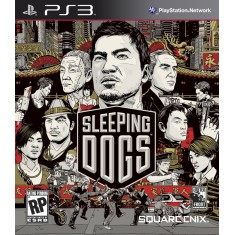 Jogo Sleeping Dogs PlayStation 3 Square Enix