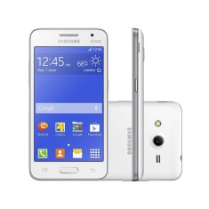 Smartphone Samsung Galaxy Core 2 Duos 4GB G355M 5,0 MP 2 Chips Android 4.4 (Kit Kat) Wi-Fi 3G