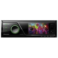 Som Automotivo CD Player Rádio MP3 Pioneer MVH-8380BT