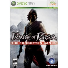 Jogo Prince of Persia The Forgotten Sands Xbox 360 Ubisoft
