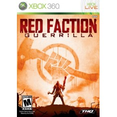 Jogo Red Faction Guerrilla Xbox 360 THQ