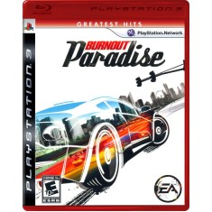 Jogo Burnout Paradise PlayStation 3 EA