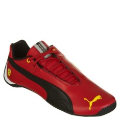 Tênis Puma Infantil (Menino) Casual Future Cat Leather SF