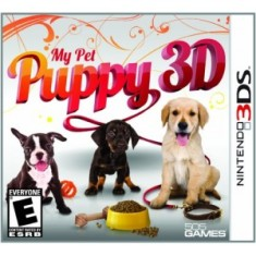 Jogo My Pet Puppy 3D 505 Games Nintendo 3DS