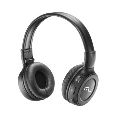 Headphone com Microfone Rádio Multilaser Super Bass PH111