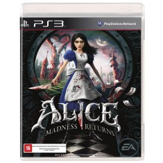 Jogo Alice: Madness Returns PlayStation 3 EA