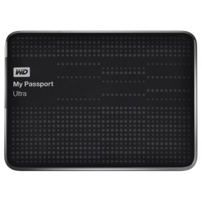 HD Externo Portátil Western Digital My Passport Ultra WDBMWV0020BBK 2 TB