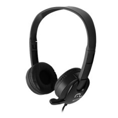 Headset com Microfone Multilaser PH069