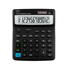 Calculadora De Mesa DTC Office Desktop 800