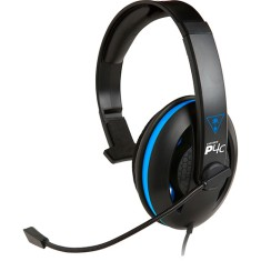 Headset com Microfone Turtle Beach Ear Force P4C