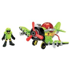 Boneco Sea Stinger Imaginext T5308S - Mattel