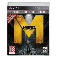 Jogo Metro: Last Light PlayStation 3 Deep Silver