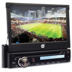 "DVD Player Automotivo Dazz 7 "" 5220 Touchscreen Bluetooth"