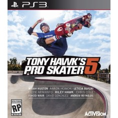 Jogo Tony Hawk`s Pro Skater 5 PlayStation 3 Activision