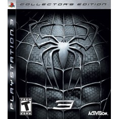 Jogo Spiderman 3 PlayStation 3 Activision