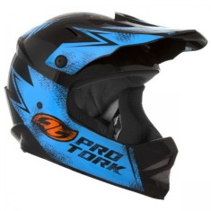 Capacete Protork Kids Insane 5 Off-Road