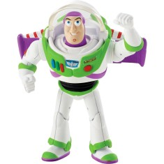 Boneco Buzz Lightyear Toy Story Guarda Espacial - Mattel