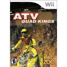Jogo ATV Quad Kings Wii Zoo Games