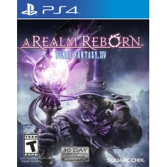Jogo Final Fantasy XIV: A Realm Reborn PS4 Square Enix
