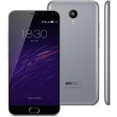 Smartphone Meizu M2 Note 16GB 13,0 MP 2 Chips Android 5.0 (Lollipop) 3G 4G Wi-Fi