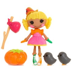 Boneca Lalaloopsy Mini Baley Sticks N. Straws Buba