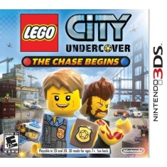 Jogo Lego City Undercover: The Chase Begins Nintendo 3DS