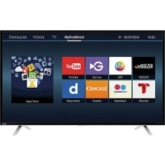 "Smart TV LED 49"" Toshiba Full HD 49L2600 3 HDMI"
