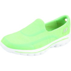 Tênis Skechers Feminino Casual Go Walk 2 Super Sock