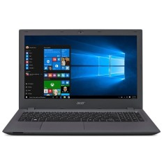 "Notebook Acer Aspire E5 Intel Core i7 6500U 6ª Geração 16GB de RAM HD 2 TB 15,6"" GeForce 940M Windows 10 Home E5-574G-73NZ"