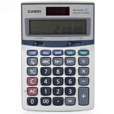 Calculadora De Mesa Casio MS 310