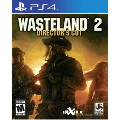 Jogo Wasteland 2 Director's Cut PS4 Deep Silver