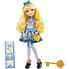 Boneca Ever After High Royal Blondie Lockes Mattel