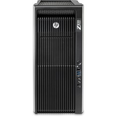 PC HP Workstation Intel Xeon Processor E5-2640 v2 2,00 GHz 16 GB 1 TB NVIDIA Quadro K4000 DVD-RW Windows 7 Professional Z820