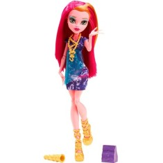 Boneca Monster High Gigi Grant Excursão Monstruosa Mattel