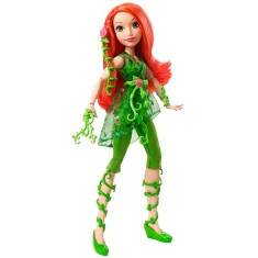 Boneca DC Super Hero Girls Era Venenosa Mattel