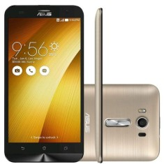 Smartphone Asus Zenfone 2 Laser 16GB ZE550KL 13,0 MP 2 Chips Android 5.0 (Lollipop) 3G 4G Wi-Fi