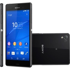 Smartphone Sony Xperia Z3 16GB D6633 20,7 MP 2 Chips Android 4.4 (Kit Kat) Wi-Fi 3G 4G