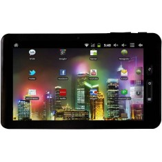 "Tablet Phaser Kinno Plus 4GB LED 7"" Android 4.0 (Ice Cream Sandwich) PC-709"