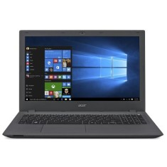 "Notebook Acer Aspire E Intel Core i3 5015U 5ª Geração 4GB de RAM HD 500 GB 15,6"" Windows 10 Pro E5-573-32GW"