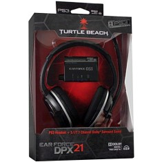 Headset com Microfone Turtle Beach Dpx21