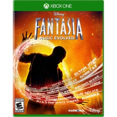 Jogo Disney Fantasia Music Evolved Xbox One Disney