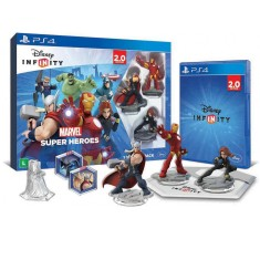 Jogo Disney Infinity 2.0 Marvel Super Heroes PS4 Disney