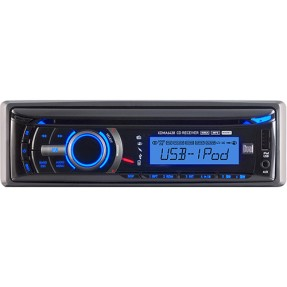 CD Player Automotivo Dual XDMA 6438