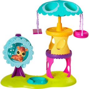 Boneca Littlest Pet Shop Movimentos Mágicos Hasbro