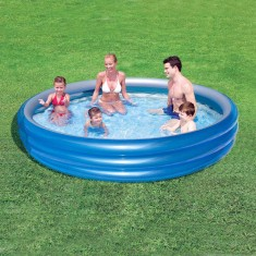 Piscina Inflável 2 l Redonda Bestway Ring Pool