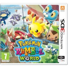 Jogo Pokemon Rumble World Nintendo 3DS