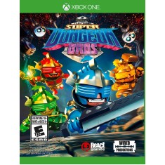 Jogo Super Dungeon Bros Xbox One Nordic Games